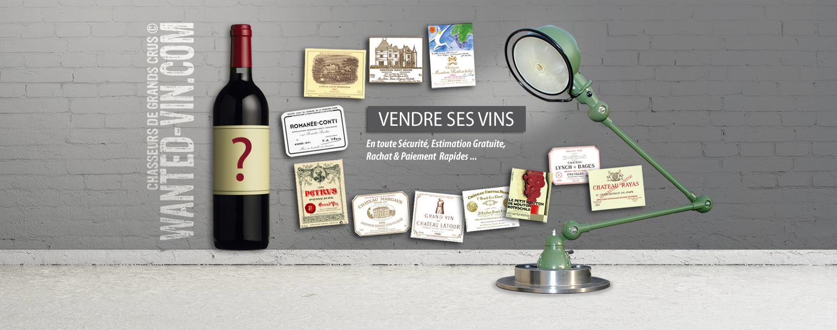 vendre ses vins son vin avec wanted vin com