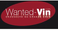 vendre des vins. Logo www.wanted-vin Chasseurs de Grands Crus