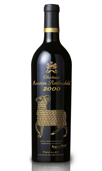 bouteille mouton rothschild 2000 wanted-vin-com