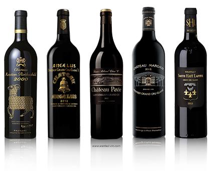 Investir dans le vin, les bonnes bouteilles à acheter !